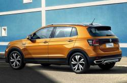 Volkswagen T-Cross India Launch To Happen By Q2 2020