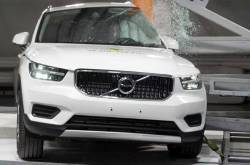 Volvo XC40 Euro NCAP Score Is 5 Stars, The Highest A Car Can Get | MotorBeam