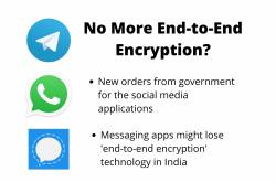 WhatsApp And More Messaging Apps Might Lose End-to-End Encryption Soon