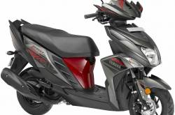Yamaha Cygnus Ray ZR Street Rally Price Is Rs. 57,898/-
