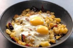 Your Personal Potato and Egg Pan