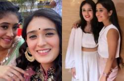 YRKKH's Shivangi Joshi Is All Hearts For Former Co Star Pankhuri Awasthy As She Reveals Their 'secret Memory'